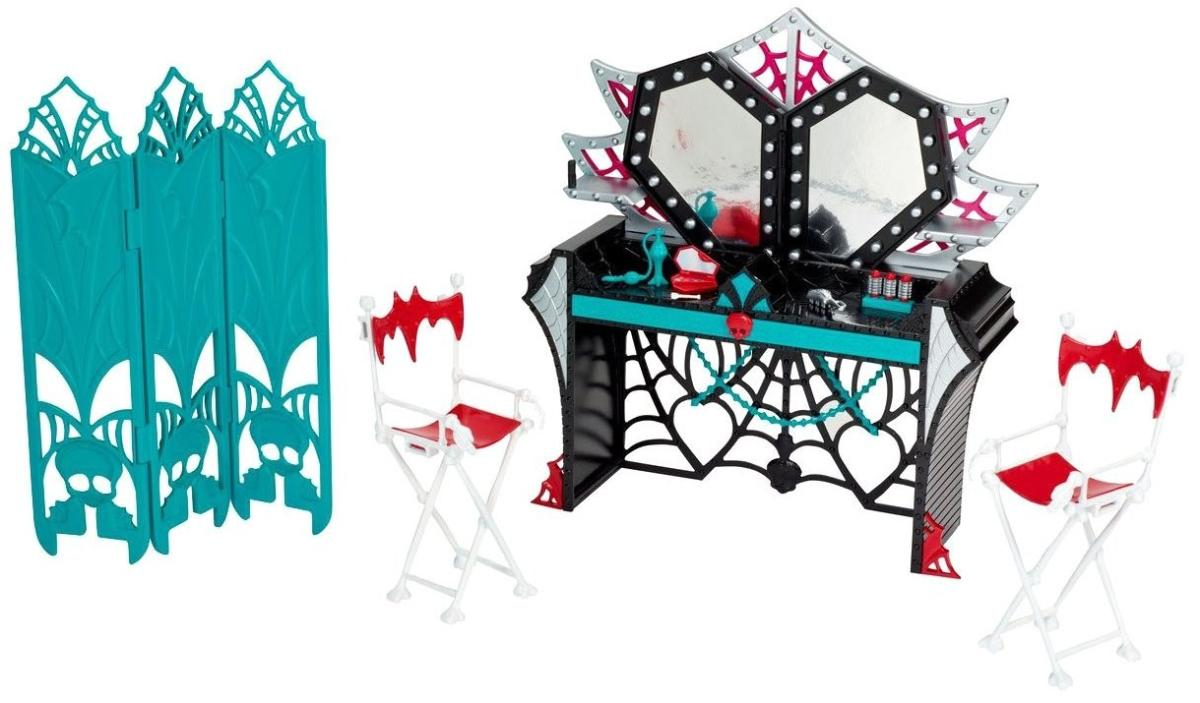 Mattel Monster High Гримерка BDD90