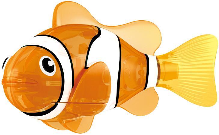 Микроробот ZURU ROBO FISH Красная Сирена 2541С