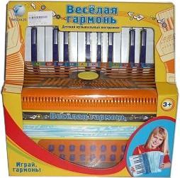 Аккордеон Весеая гармонь В71674 SotMarket.ru 700.000