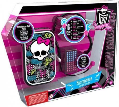 Музыкальный набор Monster High 111313 SotMarket.ru 1390.000