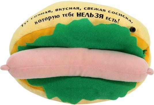 Бутерброд с сосиской Музыкальные подарки JCH1303 SotMarket.ru 470.000