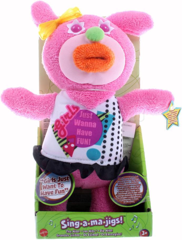 Fisher Price Поющие игрушки Mattel X2798 SotMarket.ru 1380.000