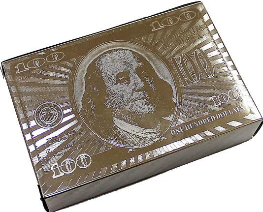 Карты игральные Эврика Доллар 95256 SotMarket.ru 260.000