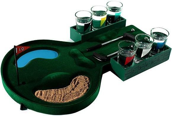 Пьяный гольф Эврика 94948