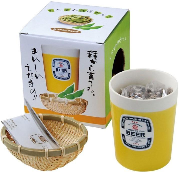 Набор для выращивания стручкового горошка Edamame Seishin NO.GD-215 SotMarket.ru 870.000