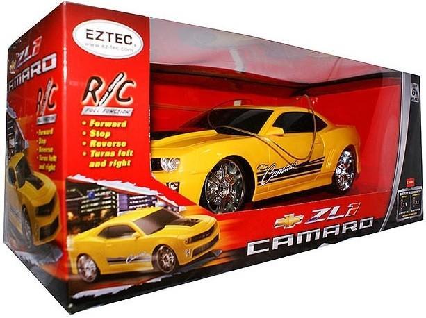 Машина Eztec Chevrolet CAMARO ZL1 1:15 24628 SotMarket.ru 1700.000