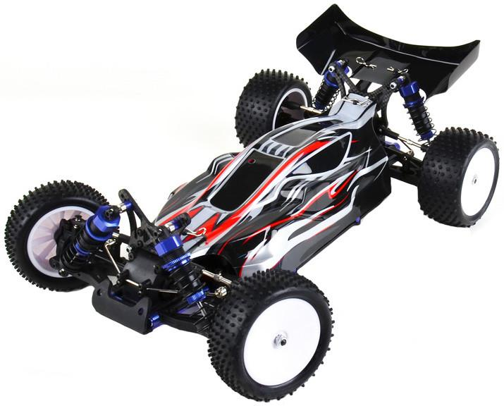 VRX Racing Off-road Buggy Spirit EBL PRO 4WD 1:10 REC-0093-01 SotMarket.ru 14690.000