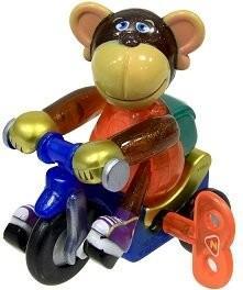 Мартышка Мо на велосипеде Z WindUps 9080810 SotMarket.ru 150.000