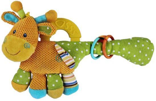 Погремушка-прорезыватель Жирафики Жирафик 93831 SotMarket.ru 440.000