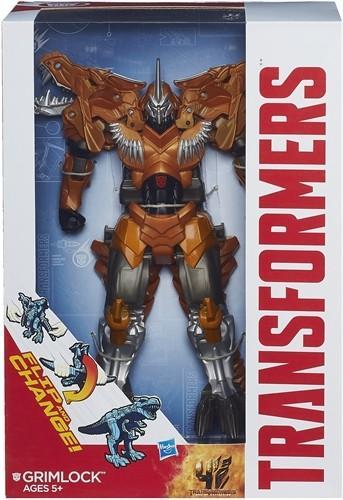 Трансформер Hasbro Transformers 4 Flip N Change Grimlock A6143E SotMarket.ru 2040.000