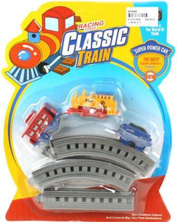 Железная дорога Classic train S+S Toys EF9284 SotMarket.ru 190.000