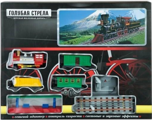 Железная дорога Голубая стрела 87186 SotMarket.ru 1640.000