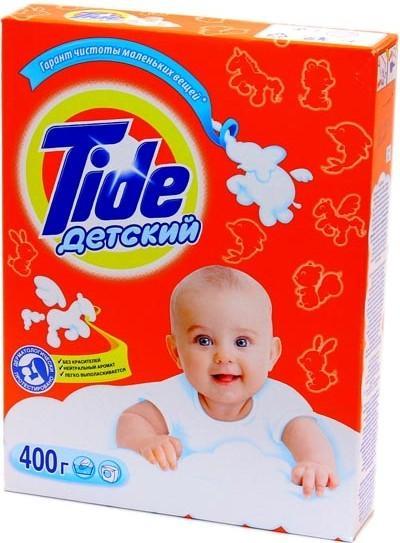 Стиральный порошок Tide Детский 400 гр SotMarket.ru 190.000