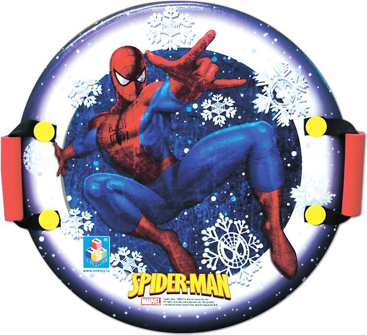 1 TOY Spider-Man 54 см круглая с плотными ручками
