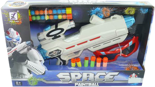 Бластер Zhi Lun Space Paintball 3304A SotMarket.ru 570.000