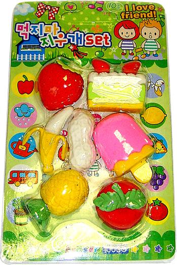 Ластик набор десертов Эврика 91043 SotMarket.ru 140.000