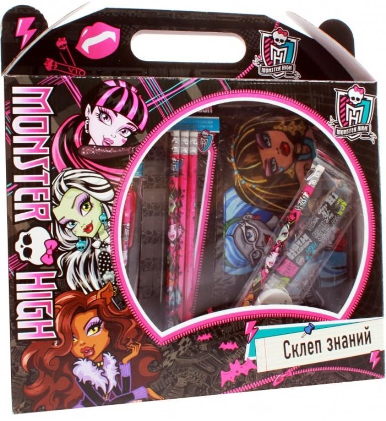 Набор первоклассника Академия Групп Monster High Склеп знаний MHBZ-US2-HIT25 SotMarket.ru 1370.000