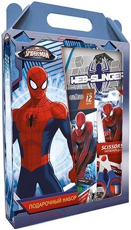 Набор первоклассника КанцБизнес Spider-Man SMBS-US2-SET2-BOX SotMarket.ru 1420.000