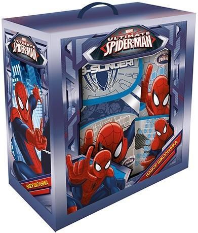 Набор первоклассника КанцБизнес Spider-Man SMBS-UT2-31BOX1 SotMarket.ru 2939.000