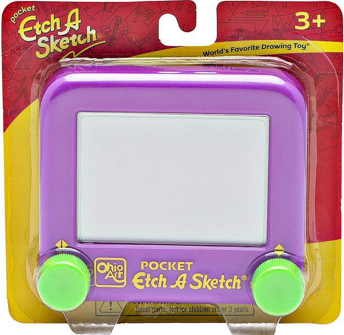 Детская доска Волшебный экран Etch A Sketch Pocket Ohio Art 61877 SotMarket.ru 410.000