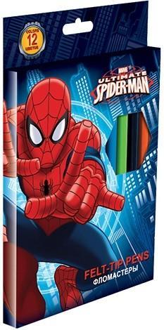 Фломастеры КанцБизнес Spider-Man SMBB-US2-2MB-12 SotMarket.ru 190.000
