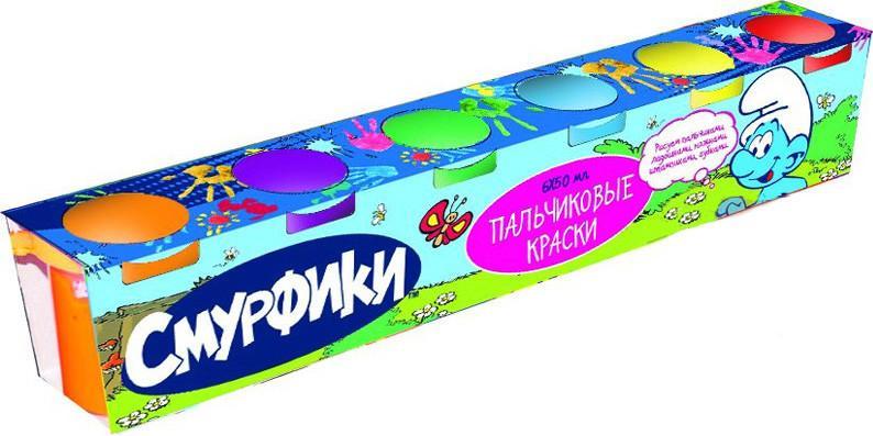 Краски Росмэн Смурфики 19554 SotMarket.ru 210.000