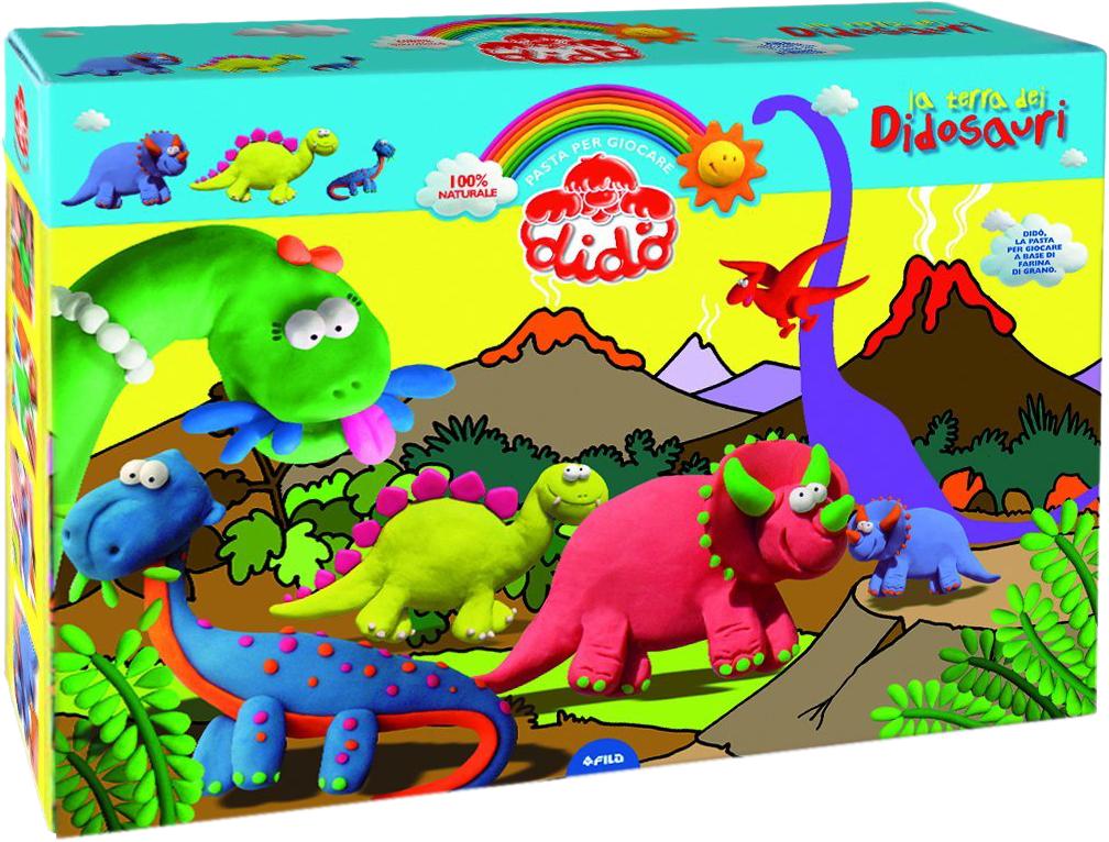 Набор DIDO Веселые динозавры 380900 SotMarket.ru 1800.000