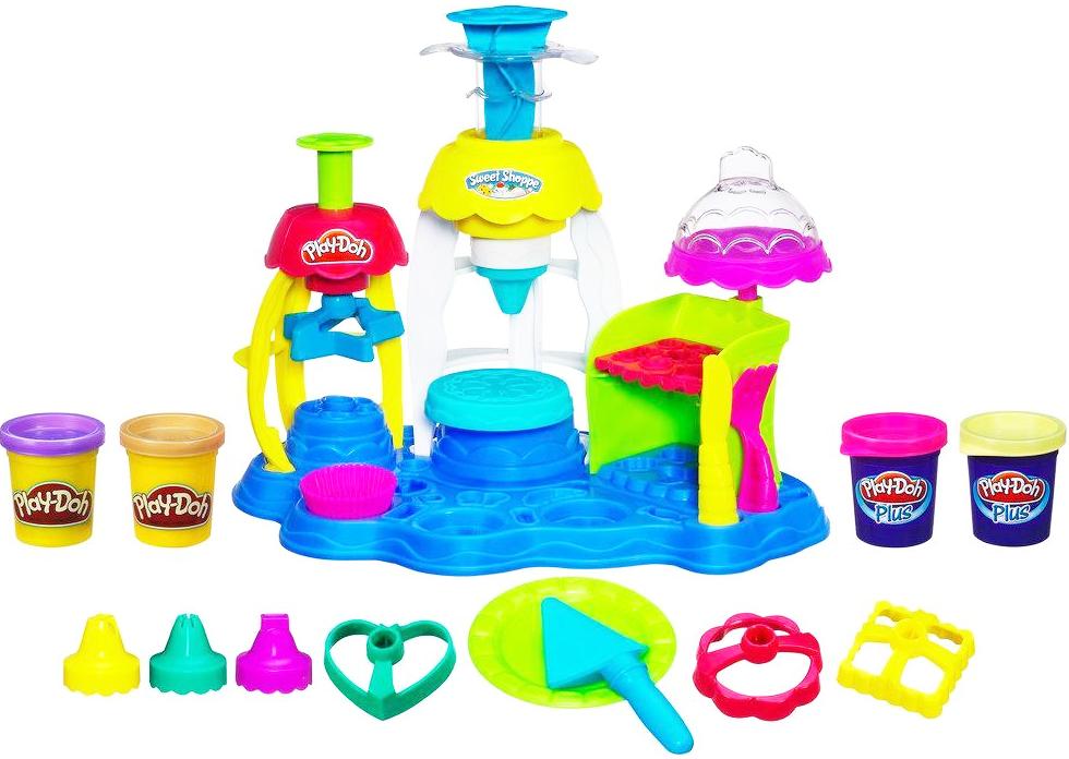 Набор Hasbro Play-Doh Фабрика пирожных A0318 SotMarket.ru 1380.000