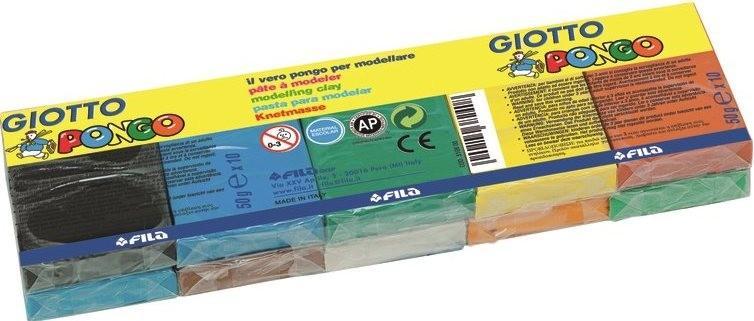 Пластилин GIOTTO Pongo 510800 SotMarket.ru 250.000