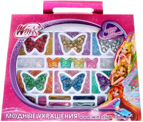 Набор для создания украшений Winx Club Бабочки 1664-R SotMarket.ru 600.000