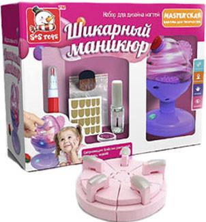 Шикарный маникюр-2 с аэрографом S+S Toys EJ80412R SotMarket.ru 1300.000