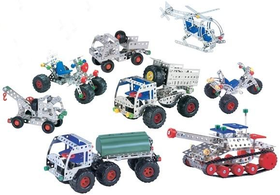 Конструктор PolyLong Combined Toys L02322