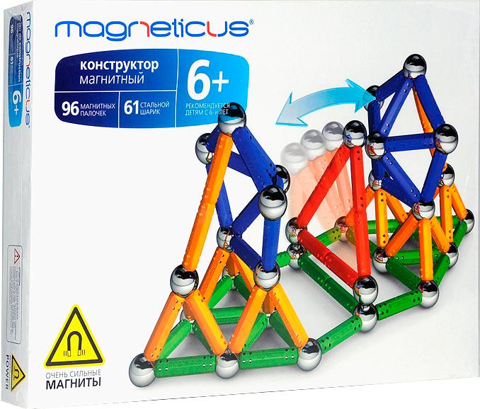 Конструктор Magneticus Магнитный MK-0157
