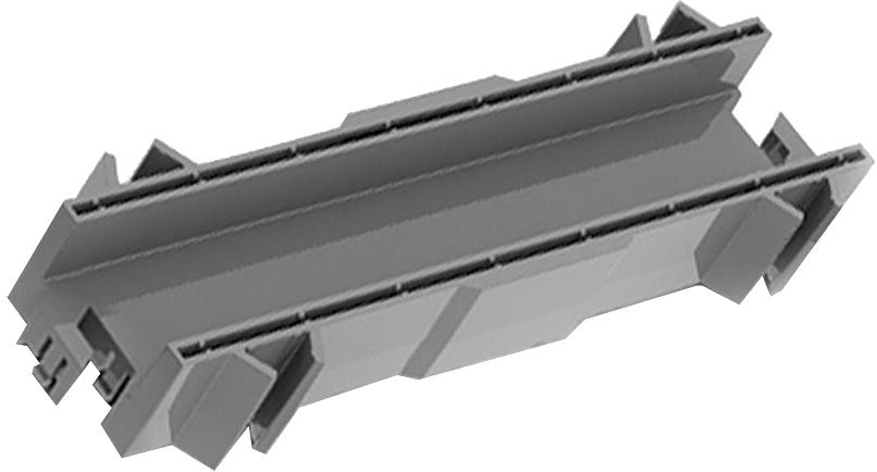 Элемент нанодрома HEXBUG Nano Straight Track 477-1442