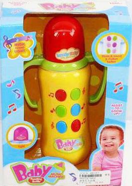 Музыкальная бутылочка Shantou Gepai 623301 SotMarket.ru 220.000