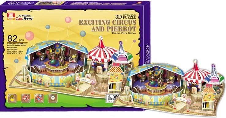 Cubic Happy Цирк L03368 SotMarket.ru 320.000