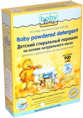 Стиральный порошок BABYLINE DB001 900 гр SotMarket.ru 290.000