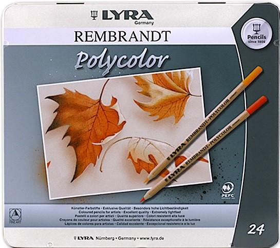 Карандаши LYRA REMBRAND Polycolor 2001240 SotMarket.ru
