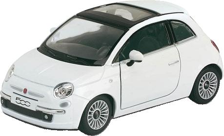 Автомобиль KINSMART Fiat 500 1:28 KT5345D SotMarket.ru 220.000