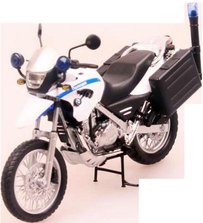 Мотоцикл Пламенный мотор BMW F650 GS 1:12 87463 SotMarket.ru 610.000