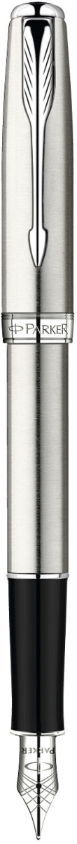 Ручка Parker Sonnet Stainless Steel CT S0809210