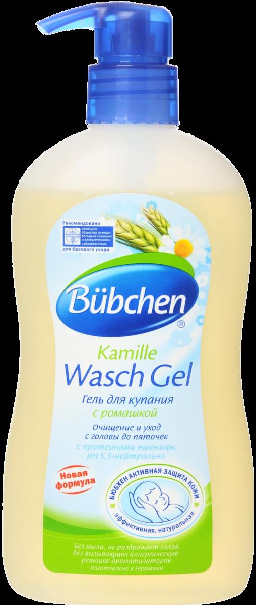 Bubchen Гель для купания 400 мл SotMarket.ru 520.000