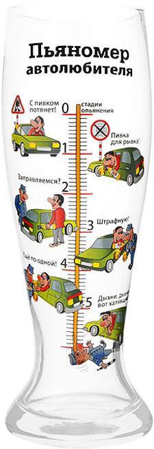 Бокал Эврика Настоящего автолюбителя 1.5 л SotMarket.ru 660.000