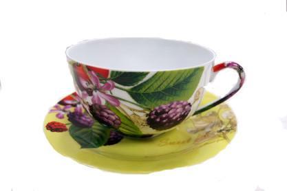 Чайный сервиз Ежевика M0712/4B-D2046 SotMarket.ru 540.000