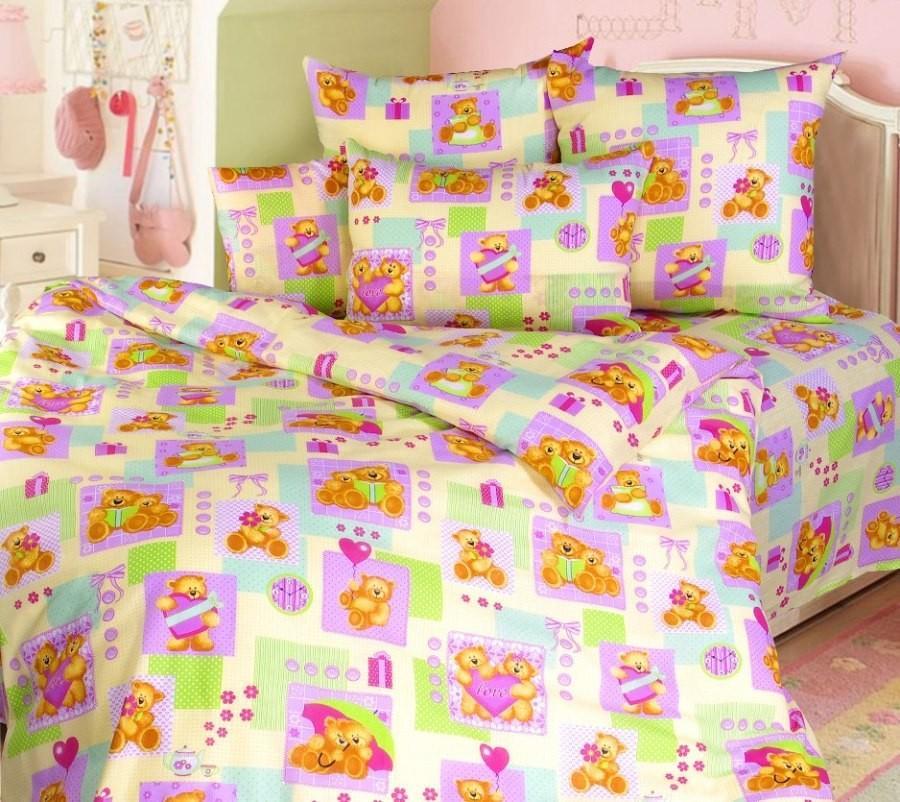 Детский комплект Бамбино Мишутки 1100А93481 SotMarket.ru 1360.000