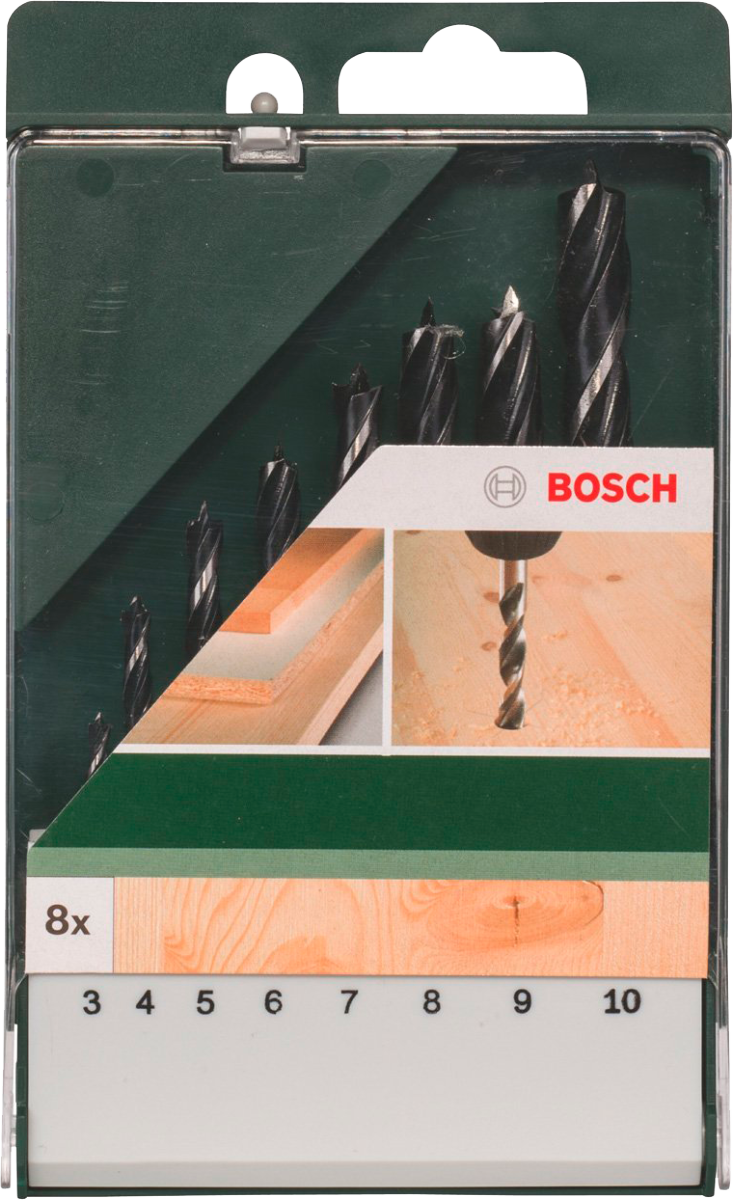 Набор сверл Bosch 2609255215 SotMarket.ru 540.000