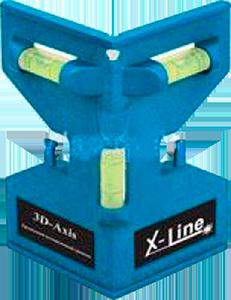 Уклономер X-Line 3D-Axis X00112 SotMarket.ru 250.000