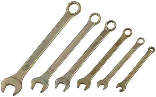 Набор комбинированных ключей STAYER 27091-H6 SotMarket.ru 210.000
