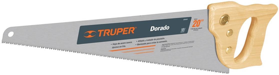 Ножовка по дереву Truper STD-20 SotMarket.ru 560.000