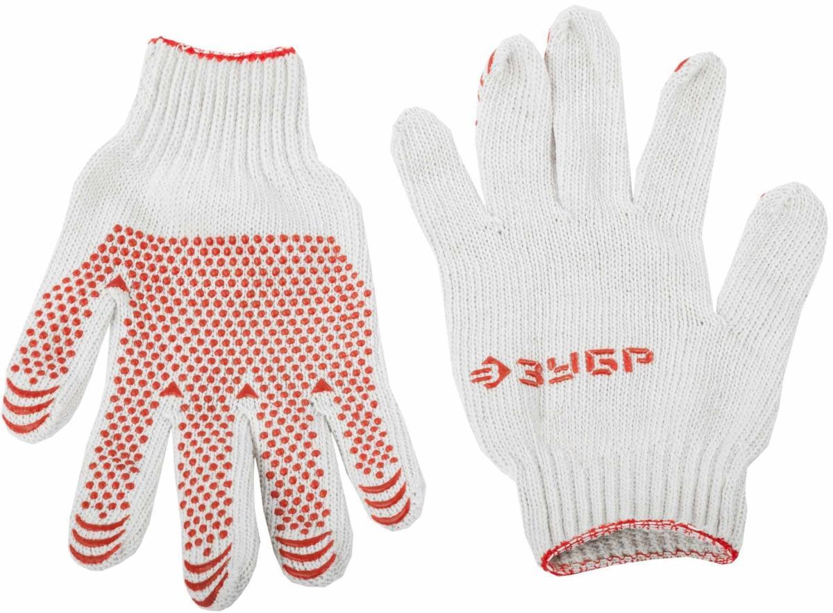 Рабочие перчатки ЗУБР Мастер 11392-K10 SotMarket.ru 270.000